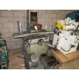 """KENT 8"""" X 15"""" KGS 250H AUTOMATIC SURFACE GRINDER, SN. 786410-8"""