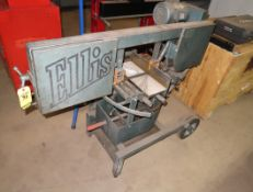 ELLIS MDL. 1500 MITERING BAND SAW