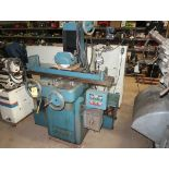 """KO LEE 6"""" X 18"""" MDL. B800-11F3 AUTOMATIC SURFACE GRINDER, SN. S70951C3PA"""