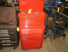 SNAP-ON TOOL BOX LOADED