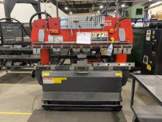 1998 AMADA MDL. RG-50 CNC 50-TON PRESS BRAKE, SN. 509564 (LOCATED AT C&M RIGGING, 1821 E. JACKSON