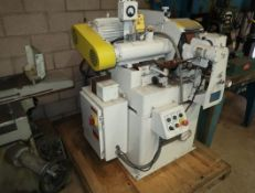 HAMMOND CYLINDRICAL OD FINISHING GRINDER, MDL. 0D2-2 SN. 981 460V 3PH