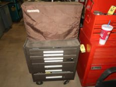 KENNEDY TOOL BOX W/TOOLS