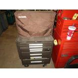 KENNEDY TOOL BOX W/TOOLS