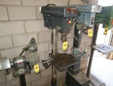 "SEARS 1/2HP 15"" FLOOR MDL. DRILL PRESS"