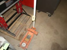 2-TON LOW PROFILE FLOOR JACK