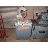 ELUMATIC MDL. 36-929 MITER CHOP SAW 240/480V 3PH