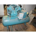 2-STAGE 10HP AIR COMPRESSOR