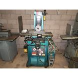 """FALCON FSG-2A20 8"""" X 18"""" AUCTOMATIC SURFACE GRINDER, SN. 0082"""
