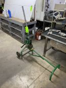 Greenlee pipe bender portable