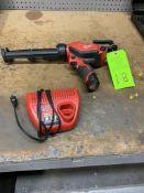 Milwaukee cordless model M-12 Caulk gun