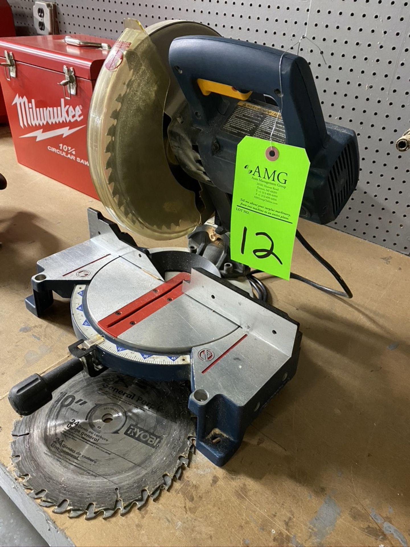 """Lot 12 - Ryobi 10"""" Electric Table saw"""
