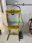 Enerpac Hyd H frame shop press