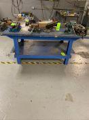 wood shop table