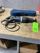 Chicago Electric Heavy duty Sawzall Reciprocating saw