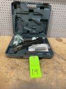 Hitachi Pneumatic finish auto nailer gun with case