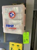 First Aid shop kit