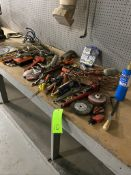 Lot of Misc hand tools,