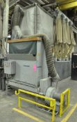 Custom Designed & Fabricated Foam Reclamation System, with Bag Type Dust Collector, Hopper, Blowers,