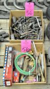 Lot-Oxygen/Acetylene Parts and Attachments in (2) Boxes