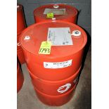 Lot-(2) 55-Gallon Drums of Total Drosera MS 68 Way Lubricant, (Oils Storage Building), (Yellow Tag)