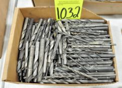 Lot-Straight Shank Drills in (2) Boxes, (E-7), (Yellow Tag)