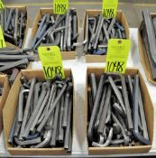 Lot-Large Allen Wrenches in (4) Boxes, (E-7), (Yellow Tag)