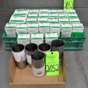 Lot-Asst'd Packaged Shim Stock in (1) Tote and (1) Box, (G-20), (Green Tag)