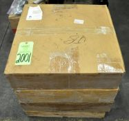 """Lot-(3) Cases 5/8"""" Black Polypropylene Strapping on (1) Pallet, (F-17), (Green Tag)"""