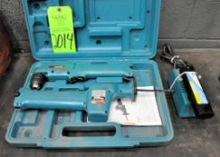 Makita 9.6-Volt Cordless Reciprocating Saw and Angle Drill, with (3) Batteries and (1) Charger, with