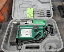 Cob Pro-Mag, Magnetic Base Drill Press with Case, (G-19), (Green Tag)
