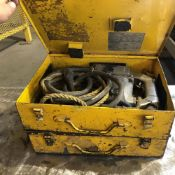 LOT: (2) Electric Impact Wrenhes