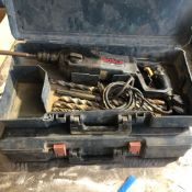 LOT: (1) Bosch 1124VS Rotary Hammer