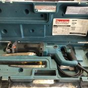 LOT: (1) Makita Reciprocating Saw