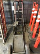 LOT: (3) Dollies (1) Floor cart
