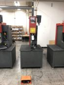 "2012- Haeger 618 Plus Insertion Machines- 12,000 lb max force, 18"" throat depth, 0-8"" stroke, 10"