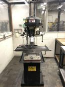 "Jet JMD-18 PFN Drill Presses- 2 hp motor, 0-3,000 rpm, 18"", power downfeed, s/n's- 13073902"