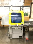 "2012 PMI 30 Upcut Saw- 30"" blade, 20 hp motor, 1,500 rpm blade speed, hydraulic feed system,"