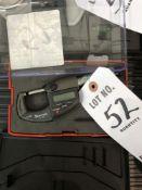 """(1) Starrett IP67 digital outsdie mic 0-1"""""""