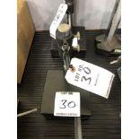 (1) Granite dial indicator stand