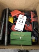 Lot: Misc. allen wrenches
