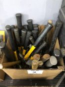 Lot:Large lot of hammers