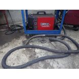LINCOLN ELECTRIC FUME EXTRACTOR