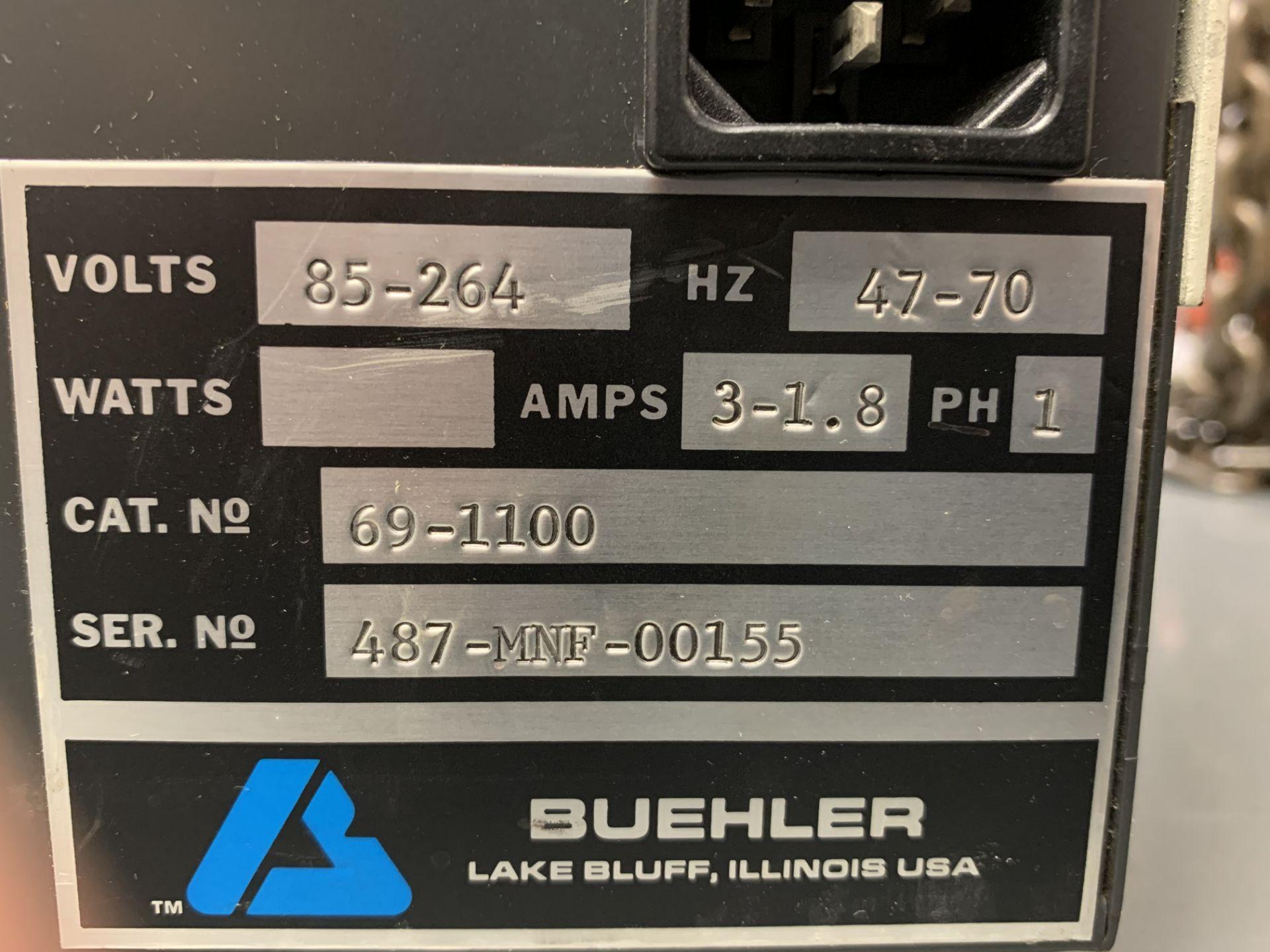 Lot 9 - Buehler Minimet 1000 Grinder