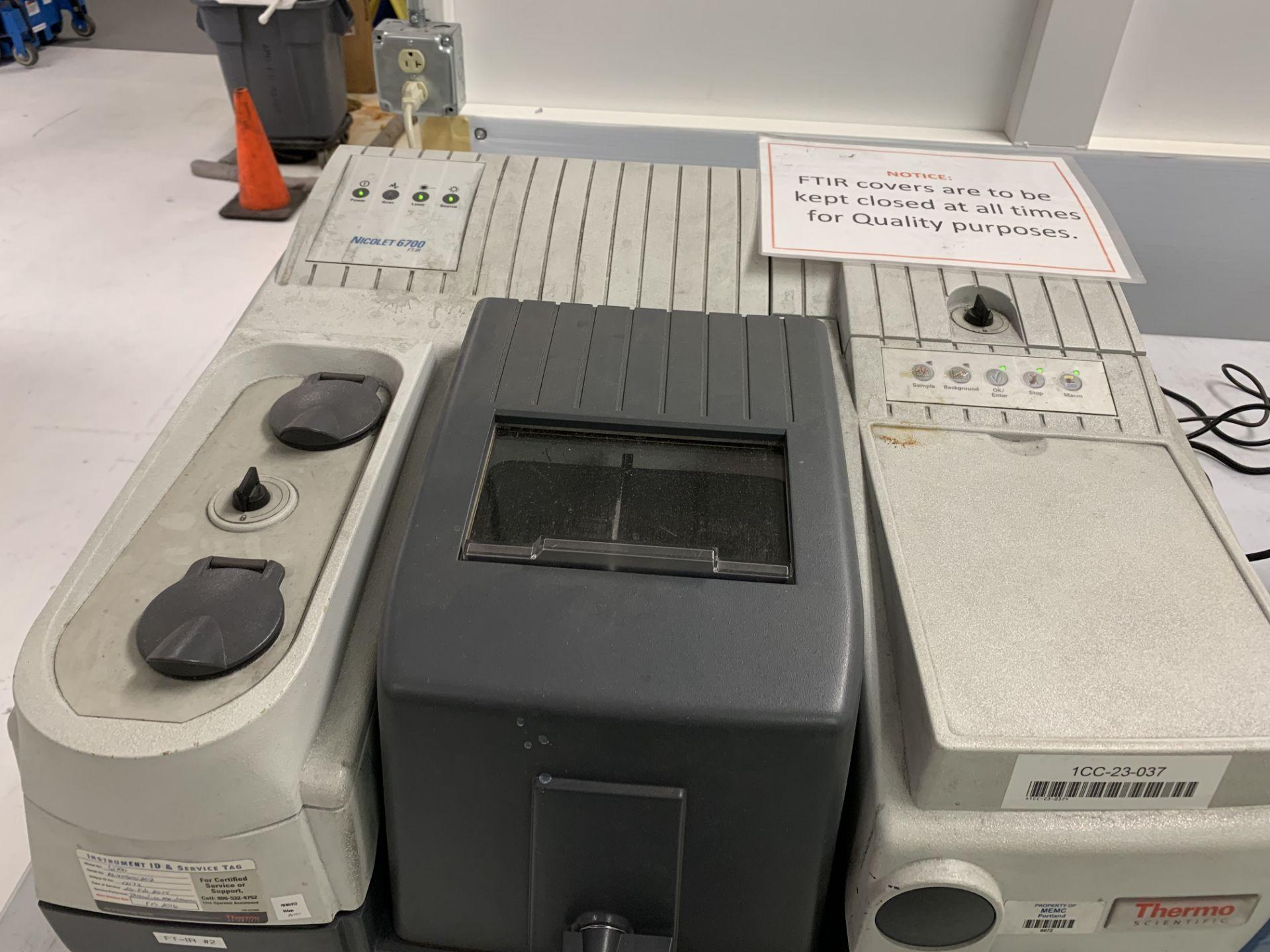Lot 48 - Thermo Scientific Nicolet 6700 FT-IR Spectrometer