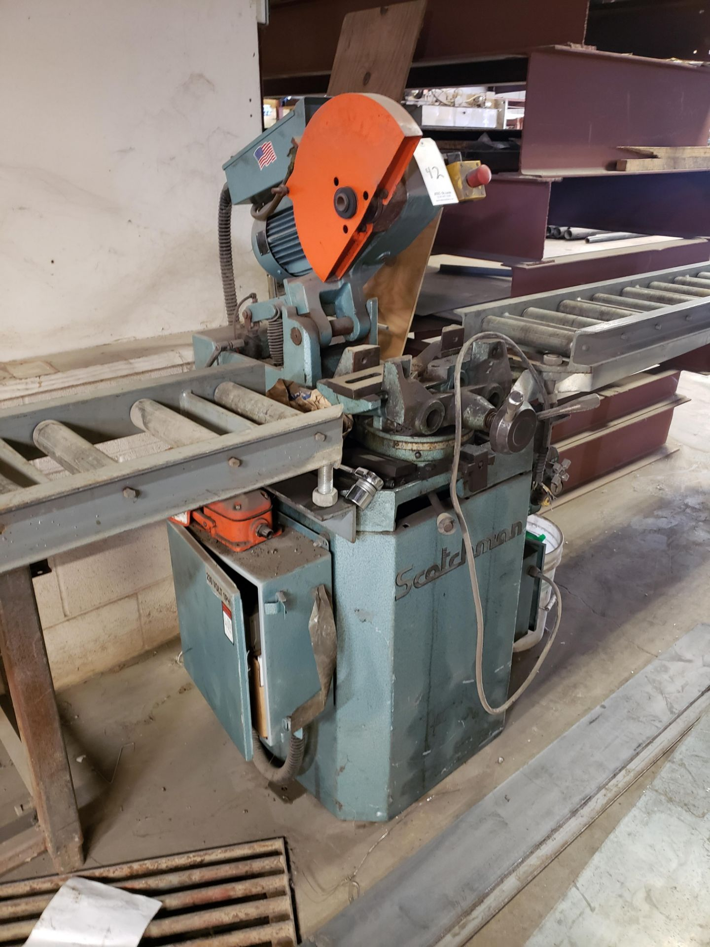 Scotchman Cold Saw - Image 3 of 6
