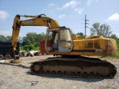 John Deere Model 270 LC Hydraulic Excavator w/Magnet