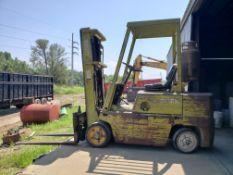 Clark Model C500 55 Forklift