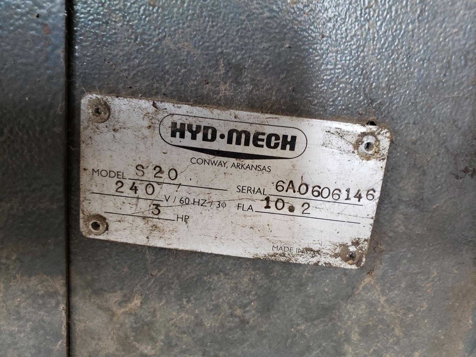 Hyd-Mech Horizontal Bandsaw - Image 6 of 6