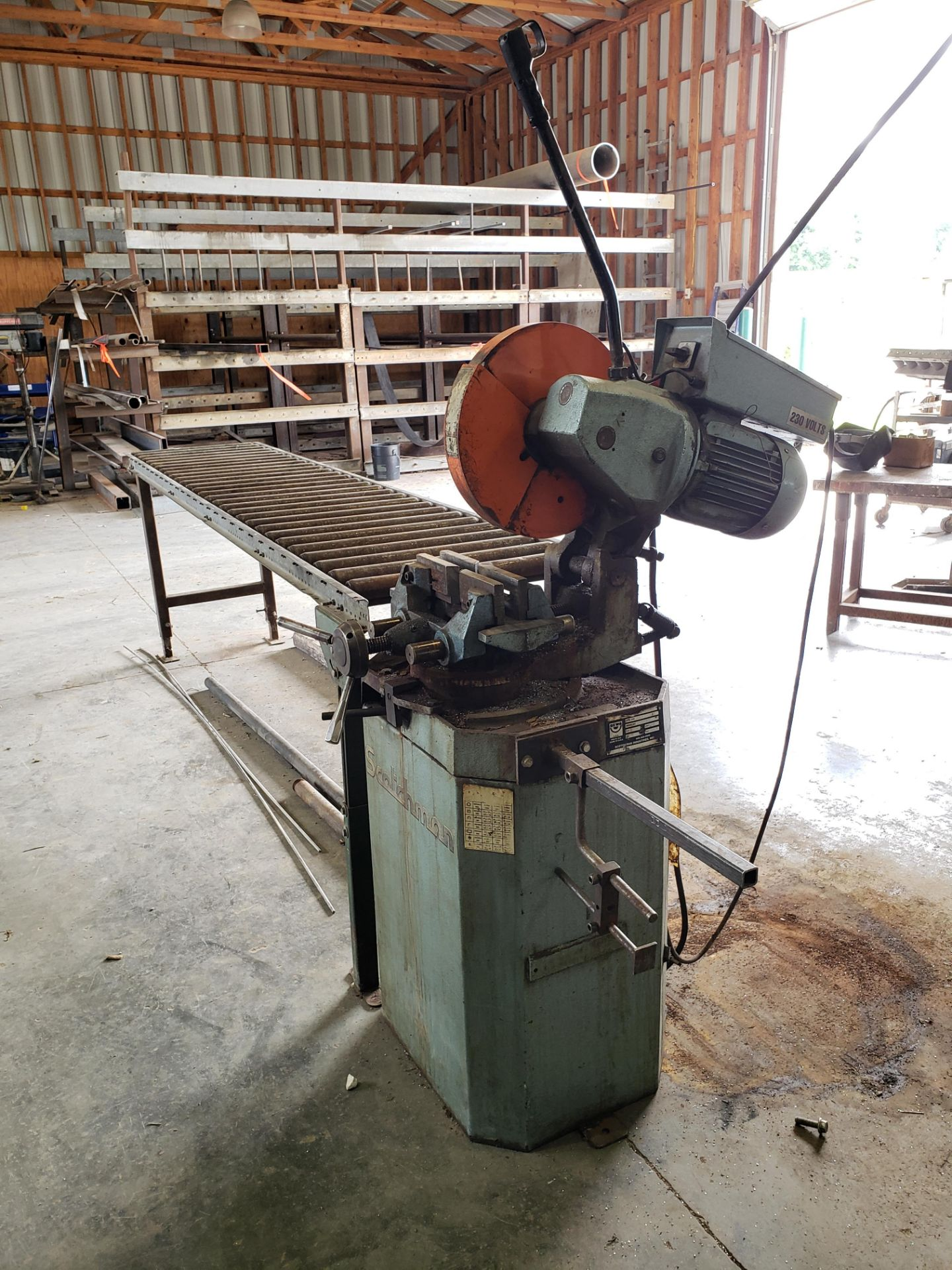 Scotchman Cold Saw - Image 3 of 4